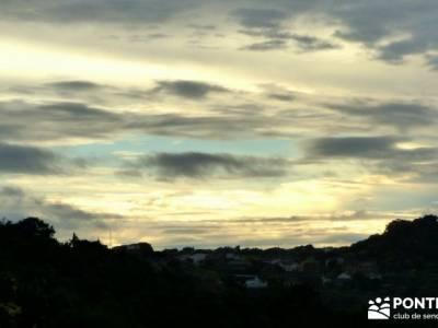 Senda Viriato; Sierra San Vicente; el chorro navafria sitios que visitar en madrid el bosque madrid